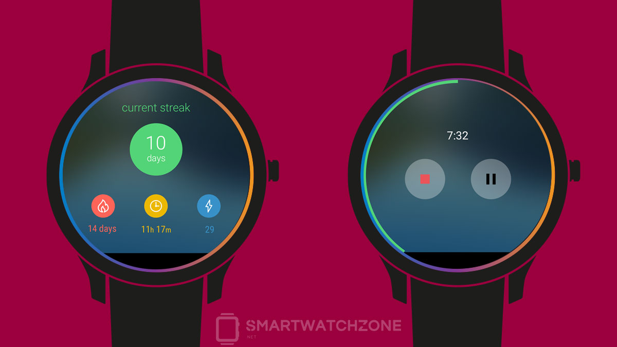 Calm para Android Wear