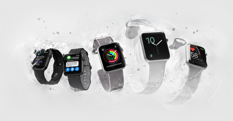 Gama de smartwatches Apple Watch Series 3