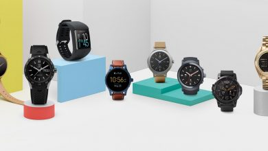 Relojes Android Wear