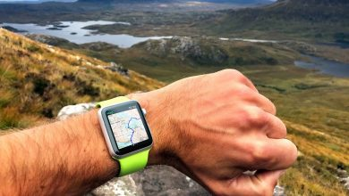 ViewRanger para el Apple Watch
