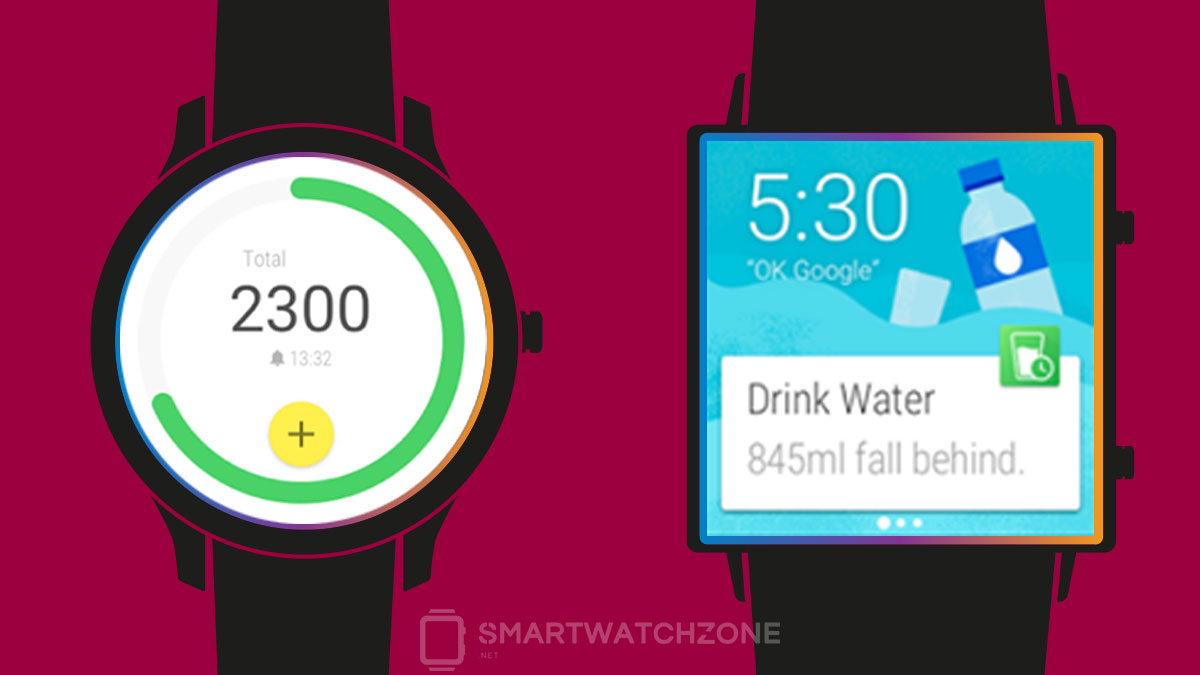 Water Drink Reminder para Android Wear
