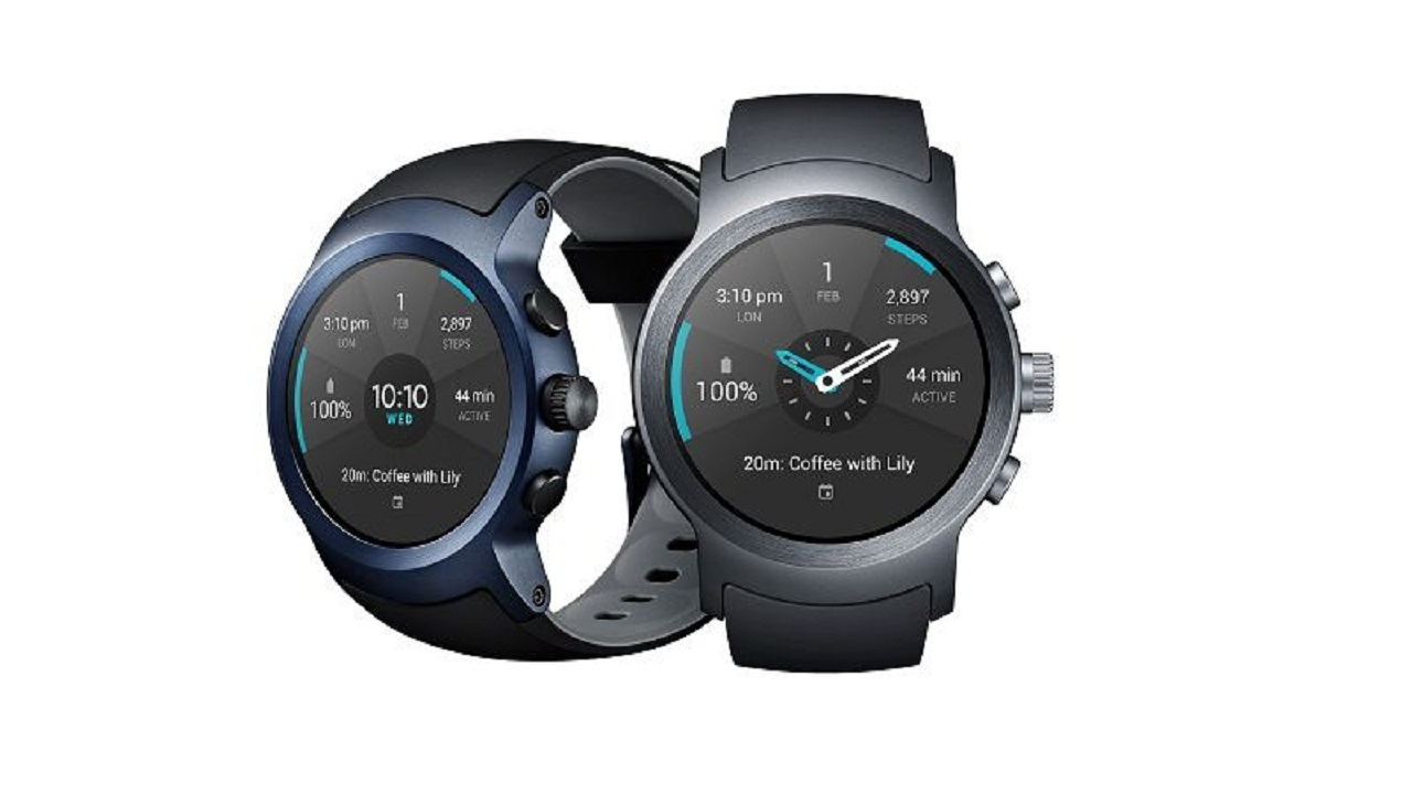 LG Watch Sport con Android Wear