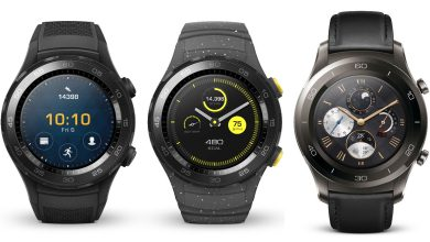 Reloj inteligente Huawei Watch 2 con Wear OS