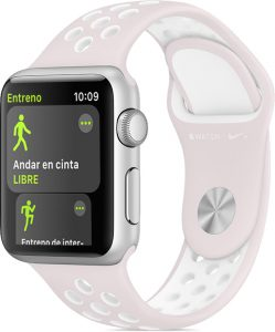 Apple Watch Series 2 - App Entreno