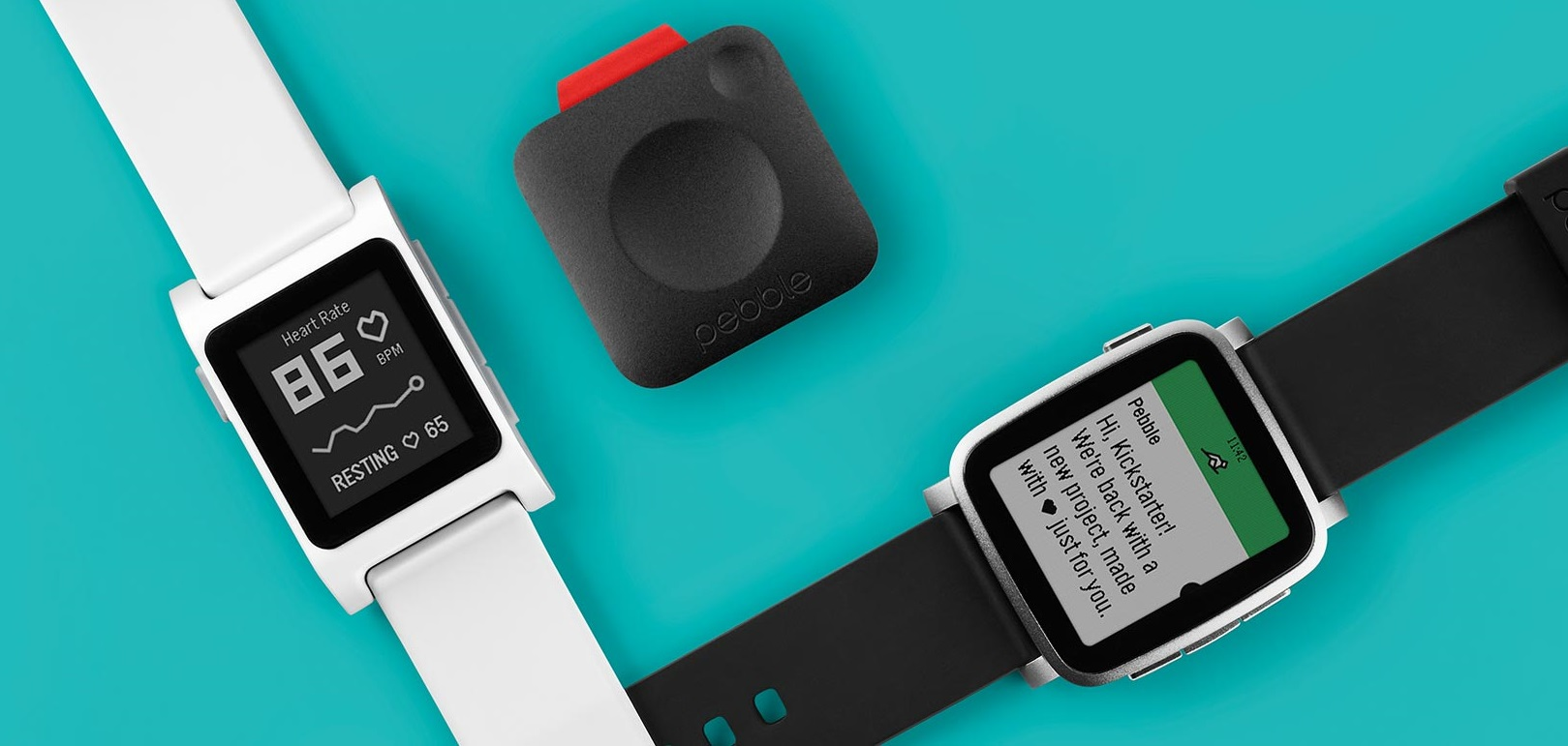 Smartwatch Pebble 2