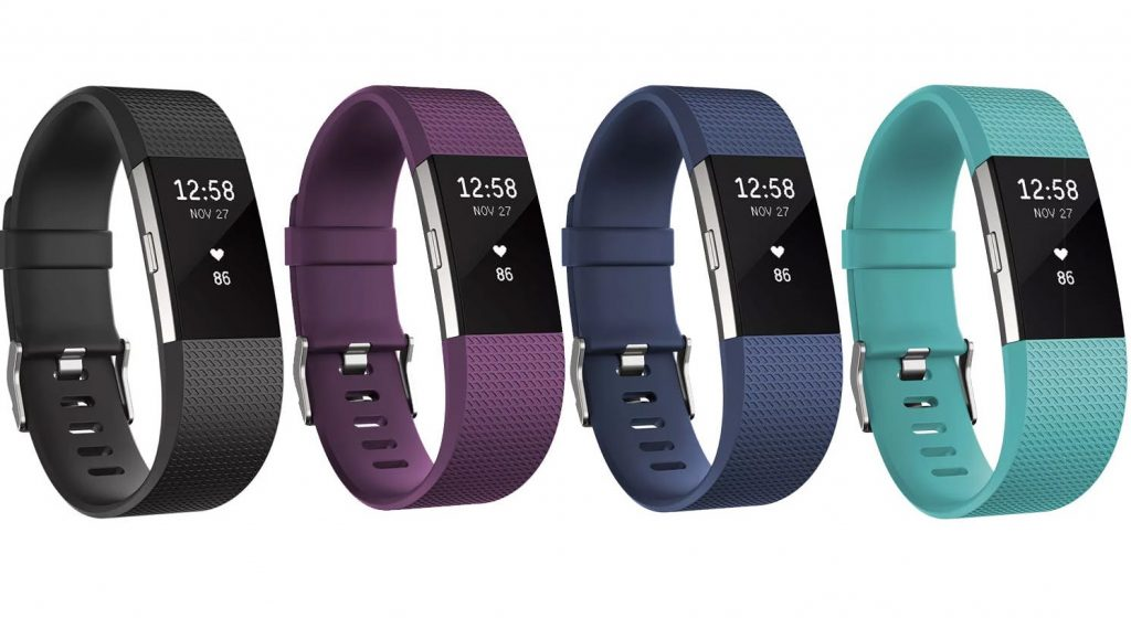 Pulsera fitness Fitbit Charge 2
