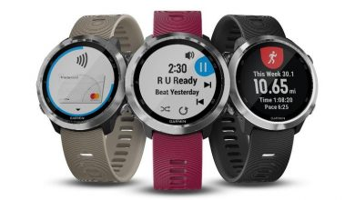 Smartwatches Garmin Forerunner 645 y 645 Music