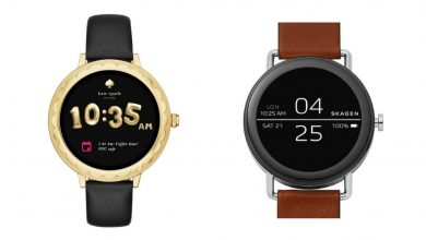 Nuevos smartwatches con Android Wear 2.0 de Kate Spade New York y Skagen