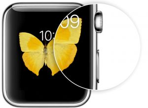 Haciendo capturas de pantalla en el Apple Watch