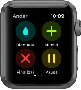 Encadenando múltiples entrenamientos con el Apple Watch