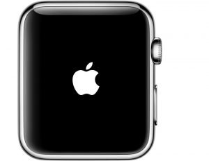 Reinicio forzado en el Apple Watch
