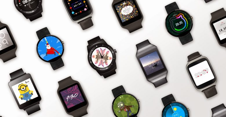 Ecosistema de smartwatches con Android Wear