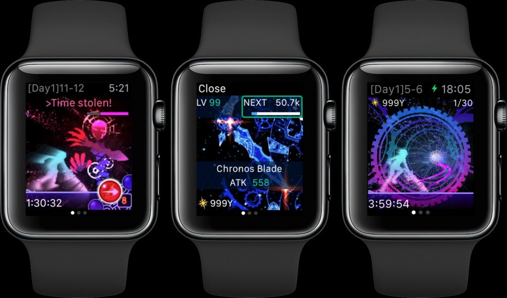 Cosmos Rings para el Apple Watch