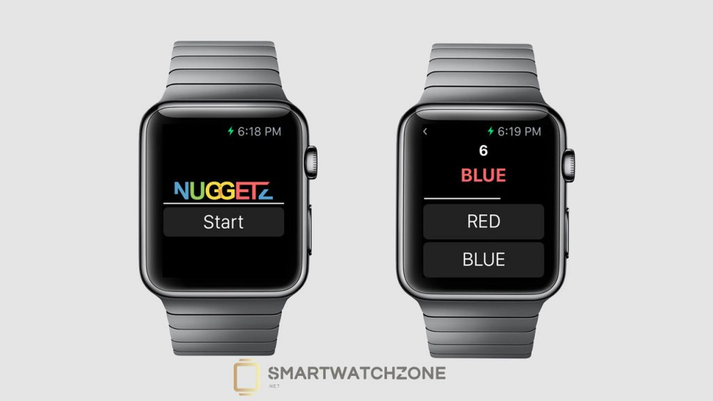 Nuggetz para el Apple Watch