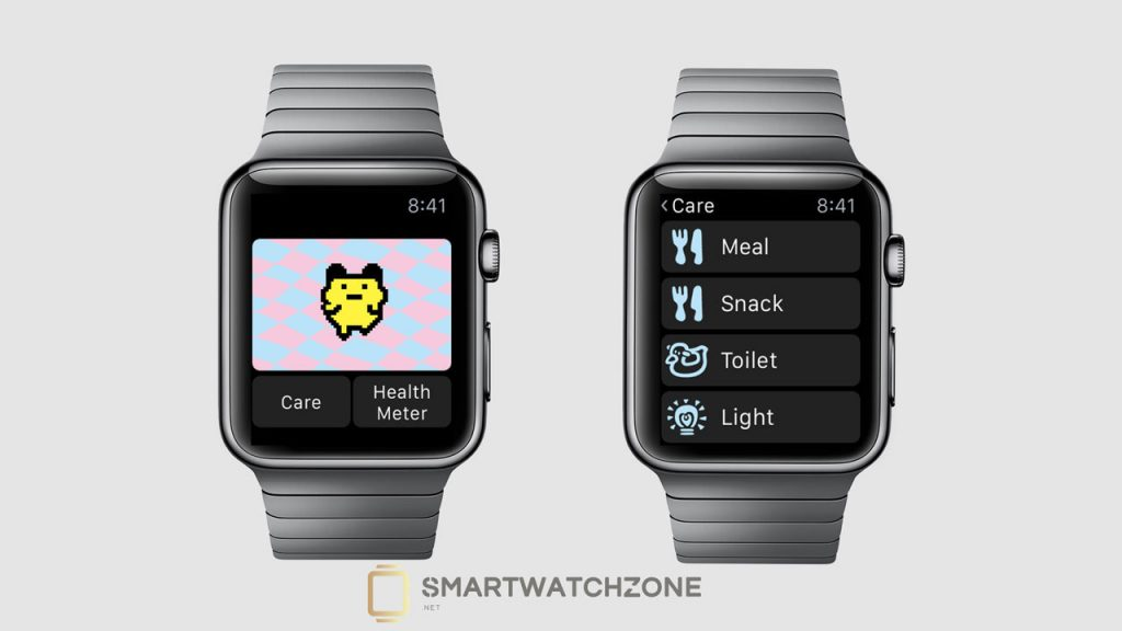 Tamagotchi Classic para el Apple Watch