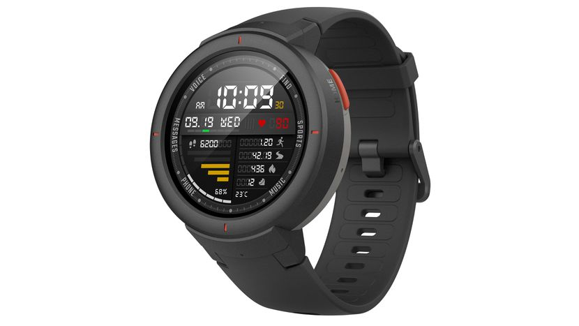 Smartwatch Amazfit Verge Black Hero