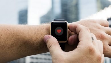 Latidos del corazón en el Apple Watch