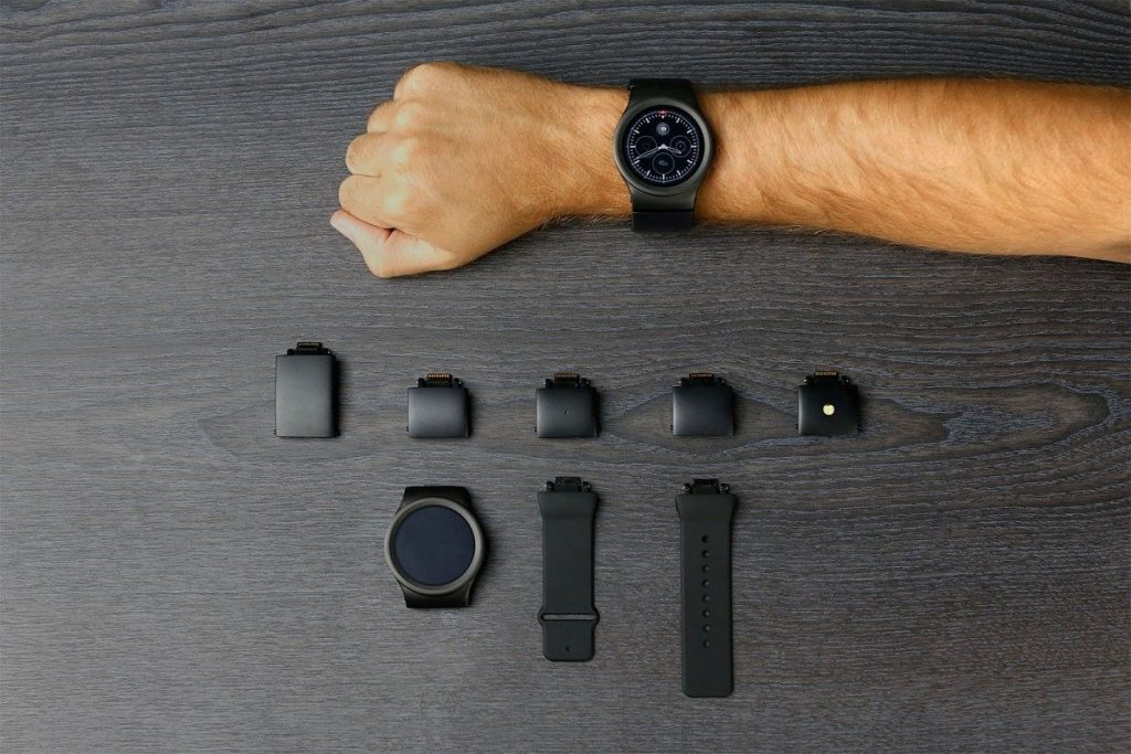 Smartwatch Modular Blocks