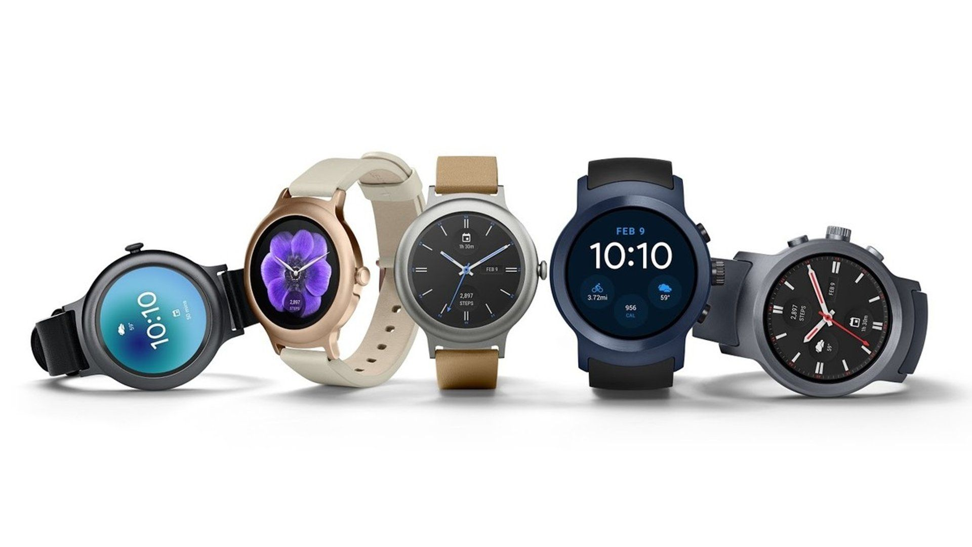 LG Watch Style y Watch Sport