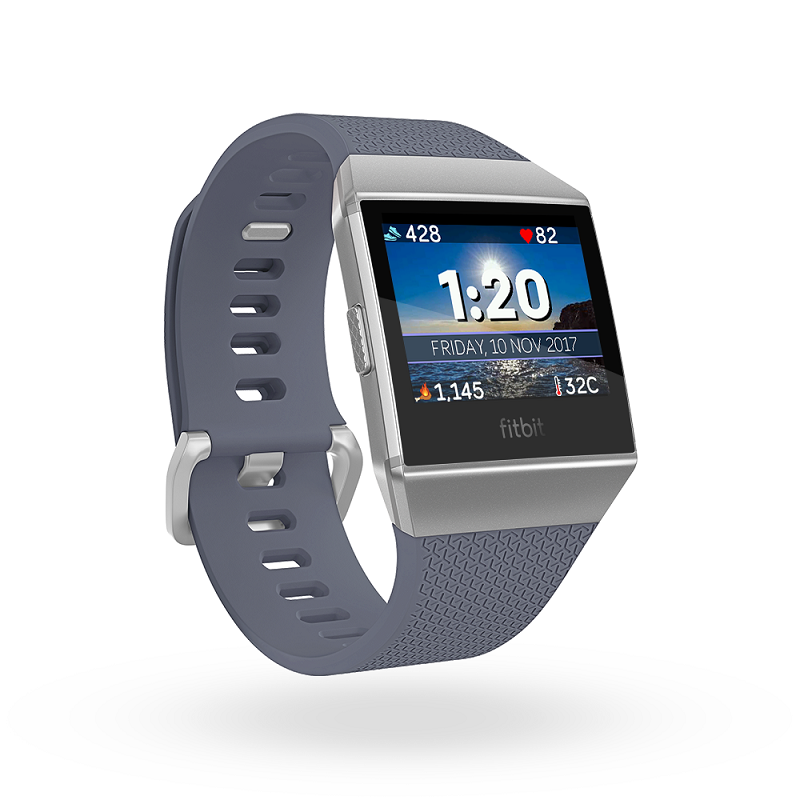 Watch face en el Fitbit Ionic