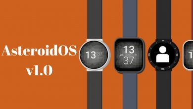 AsteroidOS, una alternativa open-source Wear OS