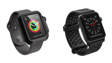 Accesorios Catalyst para el Apple Watch