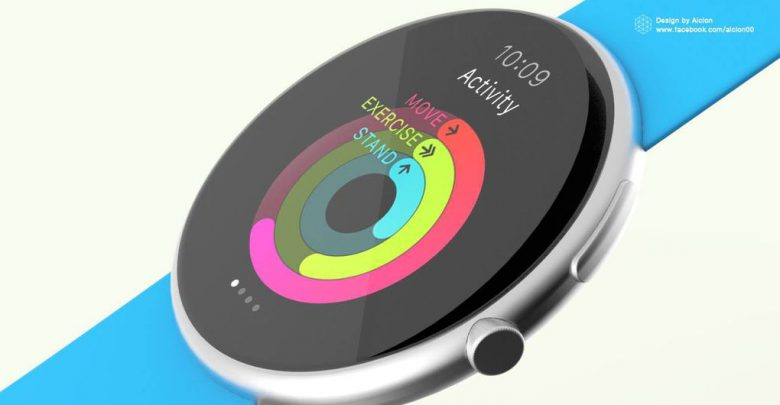 Concepto del Apple Watch