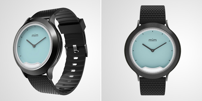 Smartwatch mim X Active Stealth