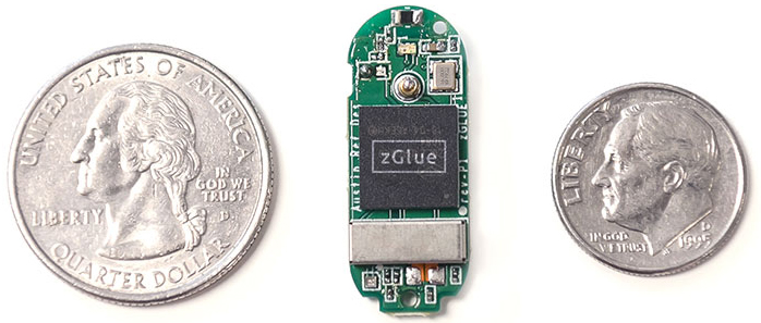 Kit de desarrollo de wearables zOrigin