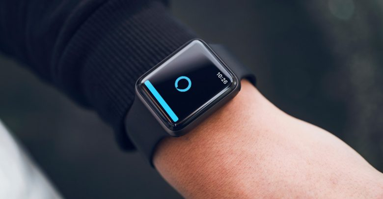 Amazon Alexa en el Apple Watch