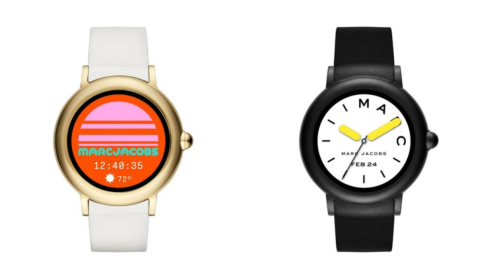Smartwatch con Wear OS Marc Jacobs Riley Touchscreen