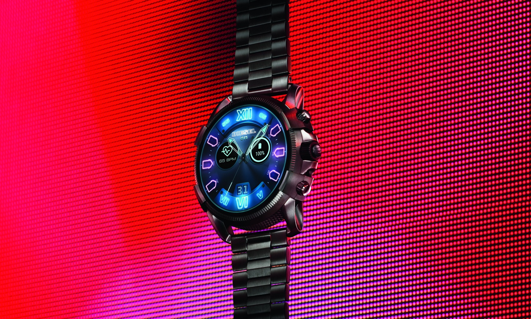 Nuevo smartwatch Diesel On Full Guard 2.5 con Wear OS