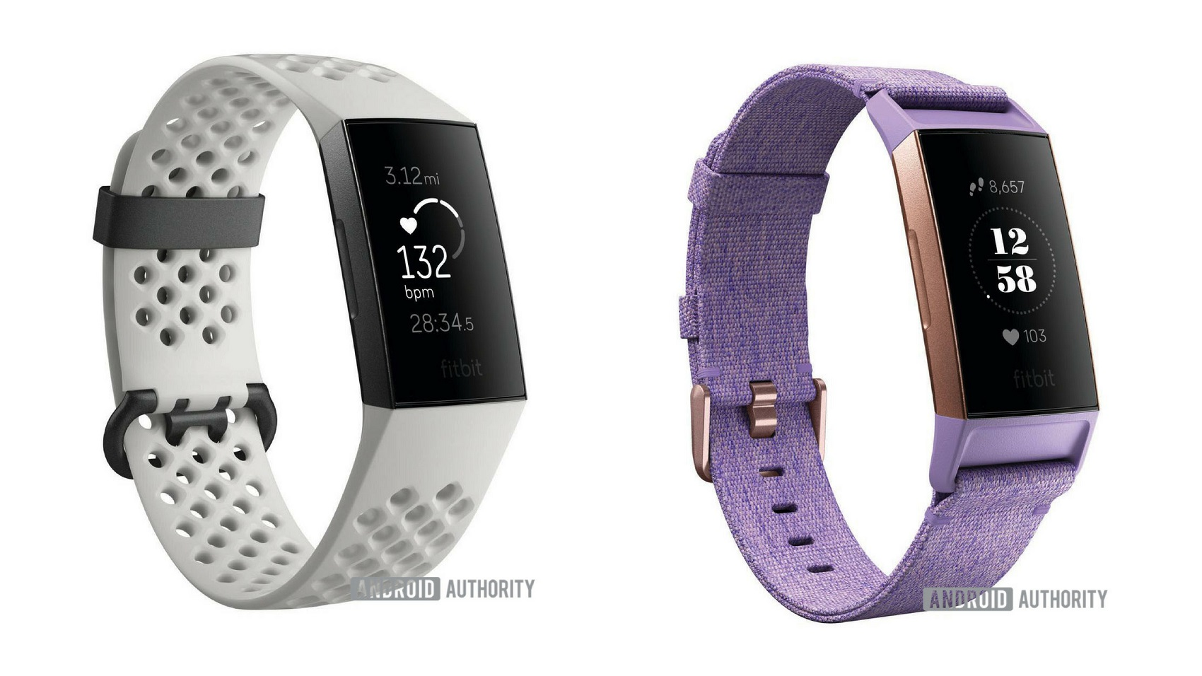 Reloj fitness Fitbit Charge 3