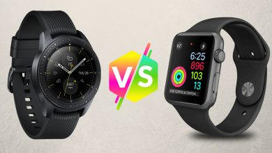 Samsung Galaxy Watch vs Apple Watch Series 3 - Comparativa con especificaciones, precios y opinión