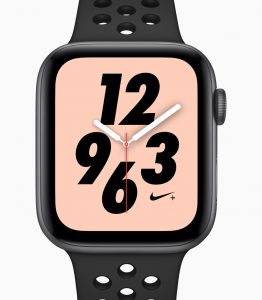 Apple Watch Series 4 Nike Edition