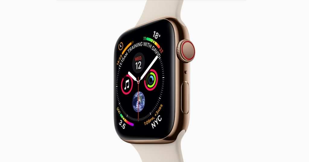 Apple Watch Series 4 Rosa Dorado