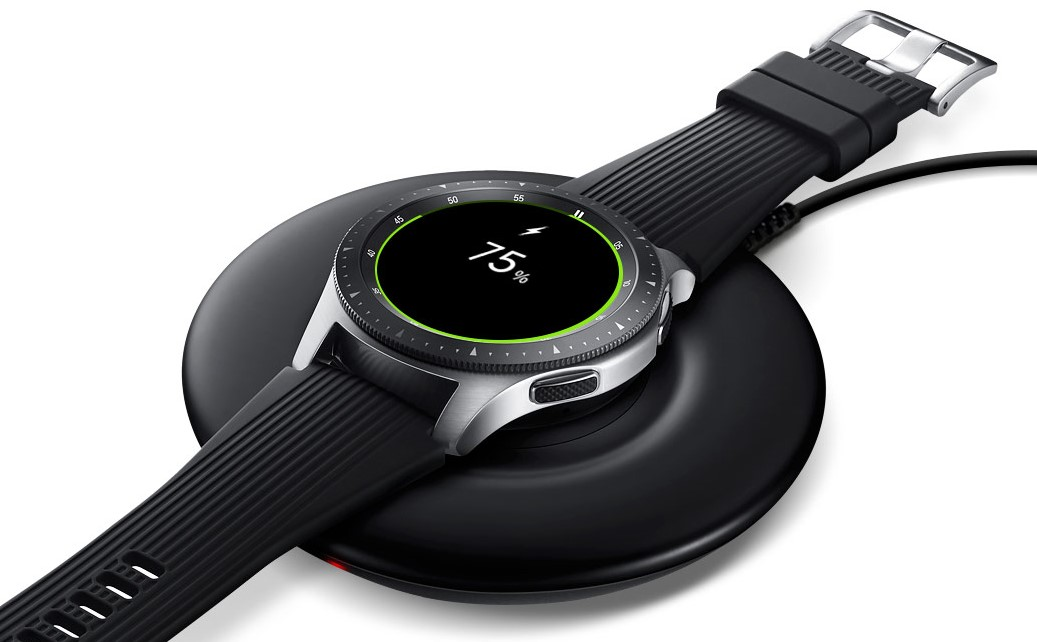 Cargador inalámbrico para el Samsung Galaxy Watch