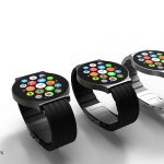 Concepto Apple Watch redondo | Muhsin M. Belaal Auckburaully - Behance