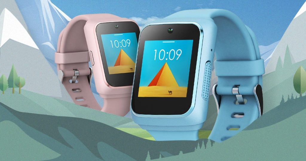 Smartwatch para niños Lenovo Watch C