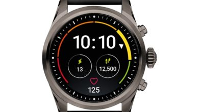 Smartwatch Montblanc Summit 2 con Wear OS y Snapdragon Wear 3100