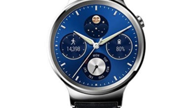 Smartwatch con Android Wear Huawei Watch Classic Edition