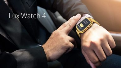 La colección Lux Watch 4 incluye diversos modelos del Apple Watch Series 4 con materiales de lujo, como diamantes, oro o esmeraldas