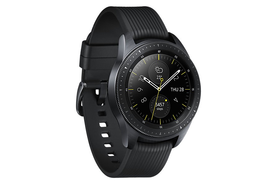 Samsung Galaxy Watch en color negro