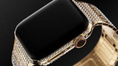 Apple Watch Series 4 Caviar