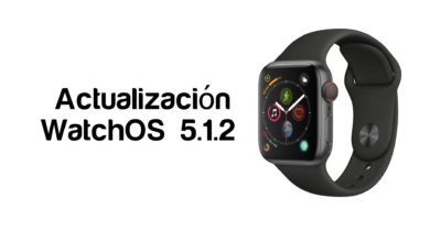 Photo of WatchOS 5.1.2 Beta 1 ya está disponible para los desarrolladores