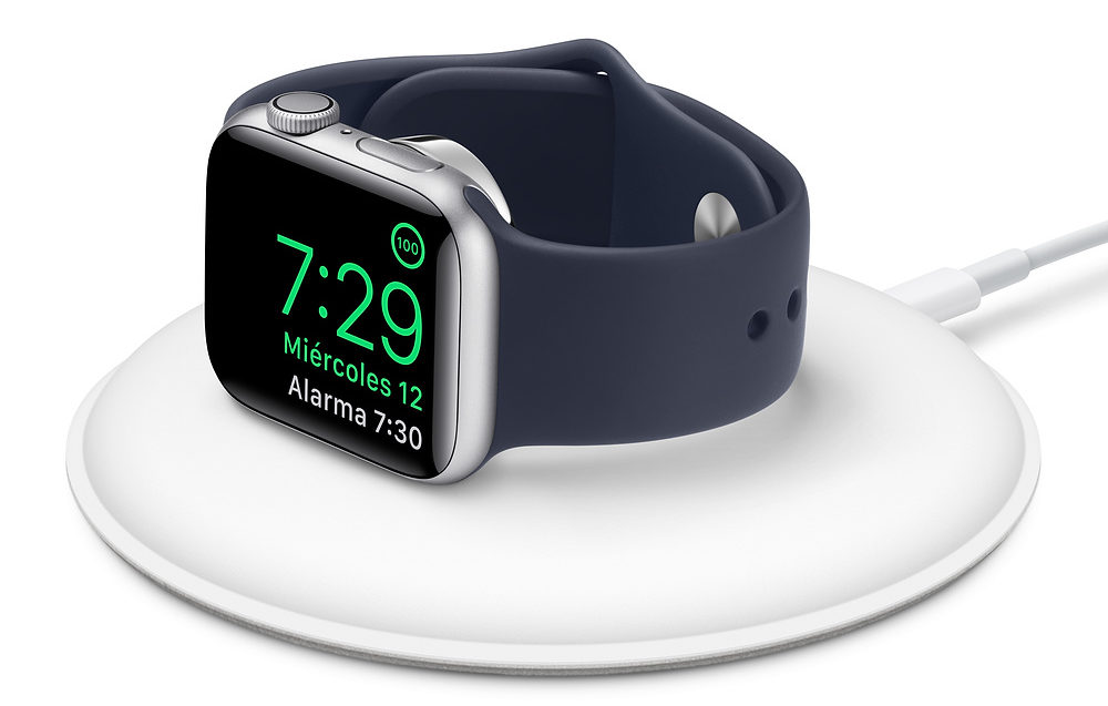 Dock de carga magnética para el Apple Watch