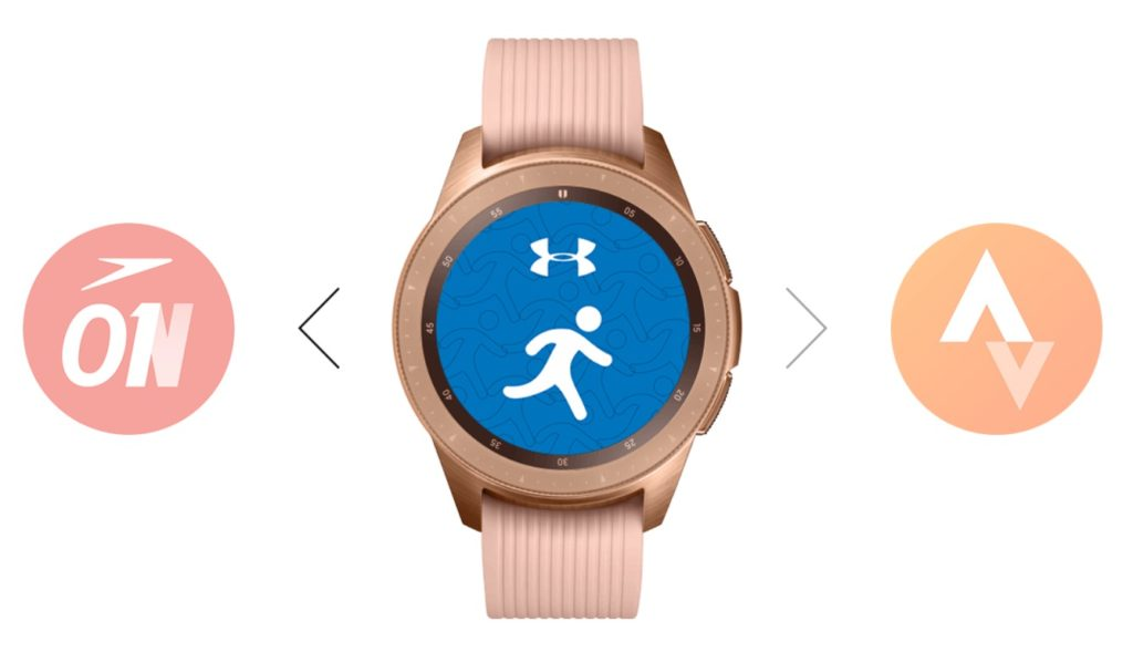 Map My Run para el Galaxy Watch