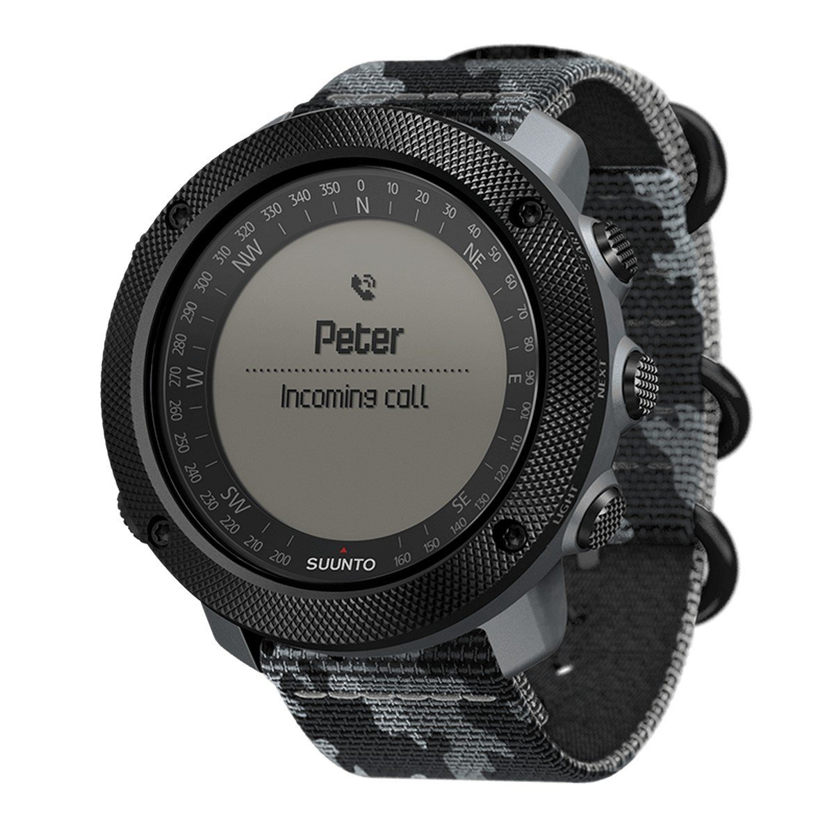 Reloj outdoor Suunto Traverse Alpha