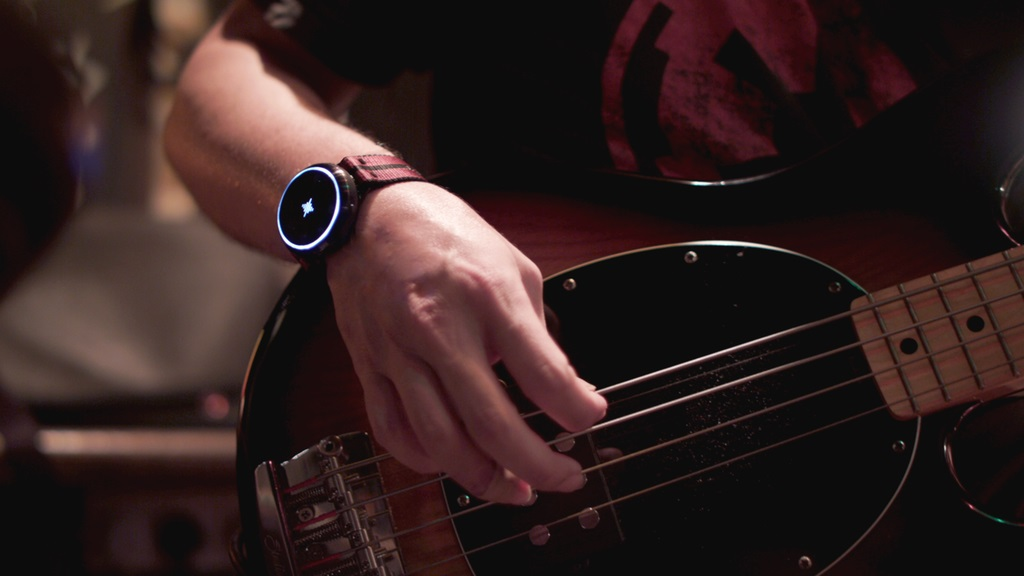Smartwatch para músicos Soundbrenner Core