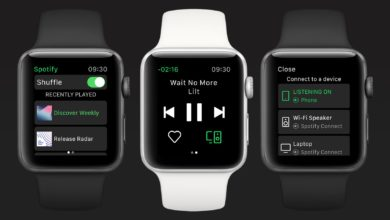 Photo of Spotify ya es soportado por Siri en los Apple Watch con watchOS 6